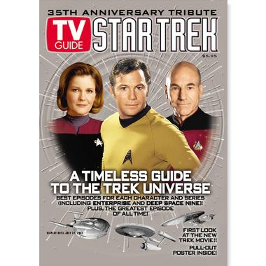 TV Guide 35th Anniversary covers: Special #2