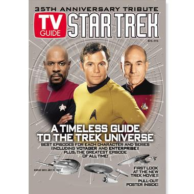 TV Guide 35th Anniversary covers: Special #3